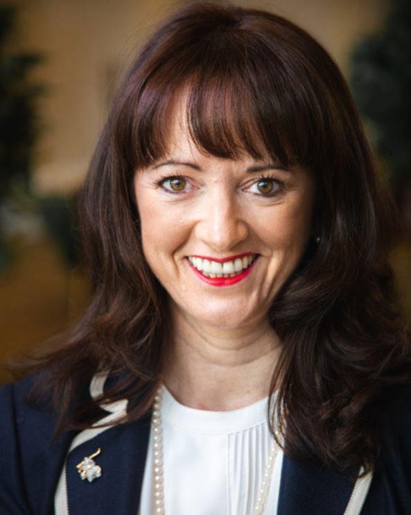 Amanda Cahir-O'Donnell: Founder & Managing Director