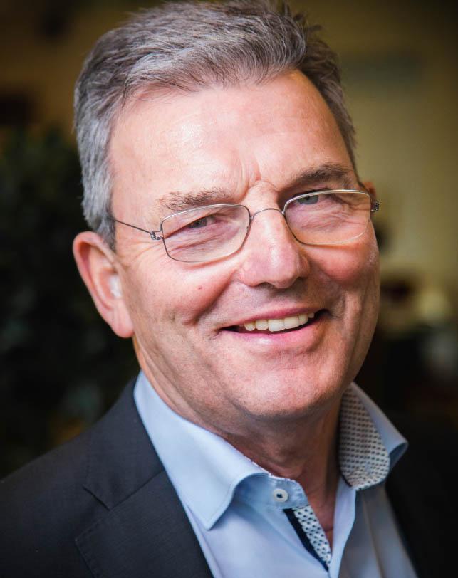 Tom Finlay: Executive Coach, Coaching Supervisor and Senior Associate